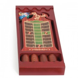 Parchis Madera Puzzle 4 jugadores en Snoby