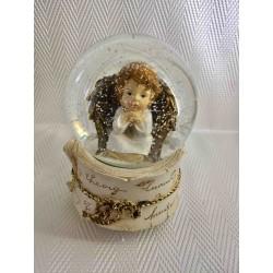 Bola de nieve pequeña Angel