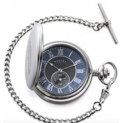 Reloj bolsillo dalvey azul