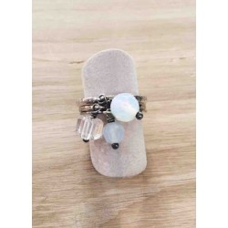 Anillo Beyourself Blanco