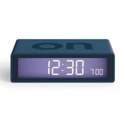 Despertador Flip Lexon Azul