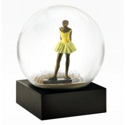Bola de nieve Bailarina Degas