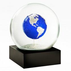 Bola de nieve Tierra Azul