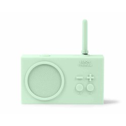 Radio Lexon waterproof Verde