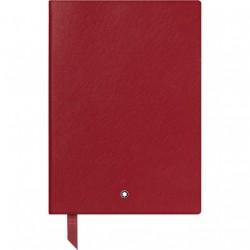 Cuaderno 146 Montblanc Rojo