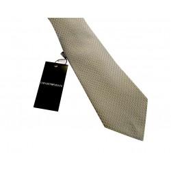 Corbata Armani Plata