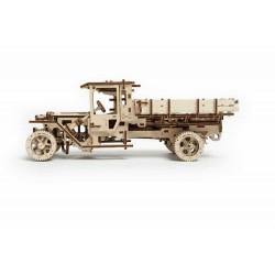 Construye el tractor en...