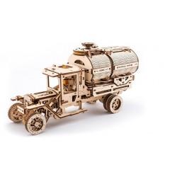 Construye el Tanker en...