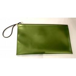 Bolso de mano Verde