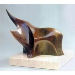 "Escultura ""Elefante Coloso"" Jose Luis Pequeño"