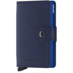 Miniwallet Secrid Original Blue en Snoby