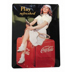 Cuadro Cocacola®  Vintage